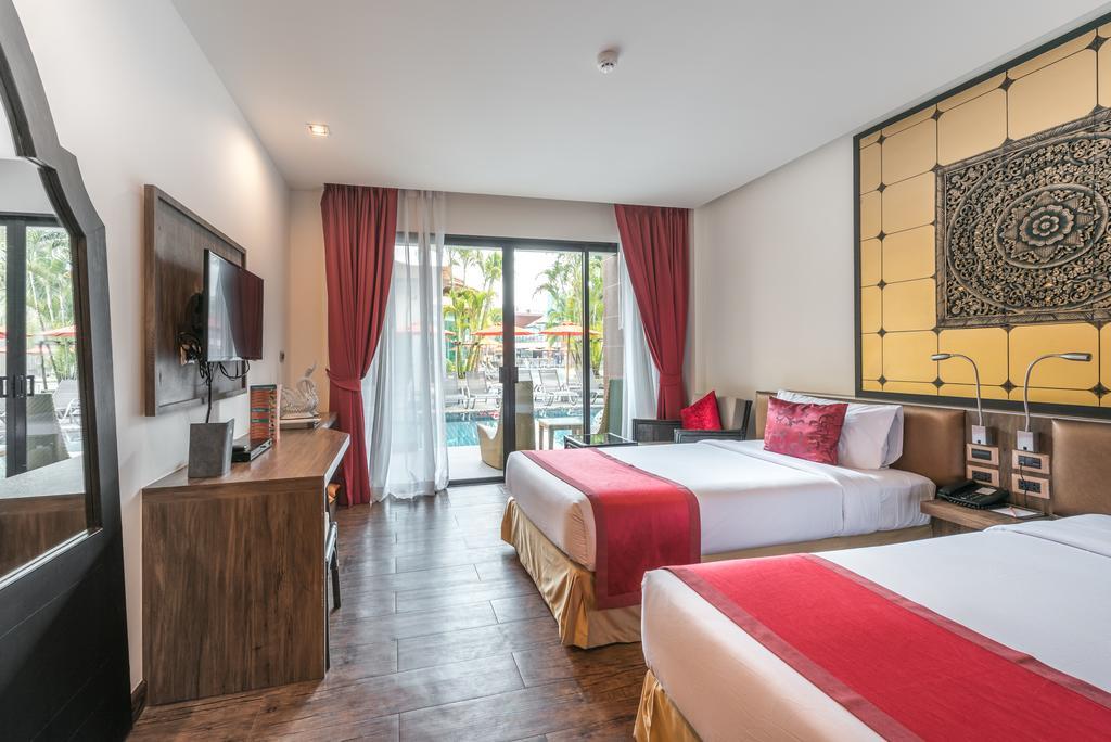 Відпочинок в готелі The Beach Heights ResortТаїланд