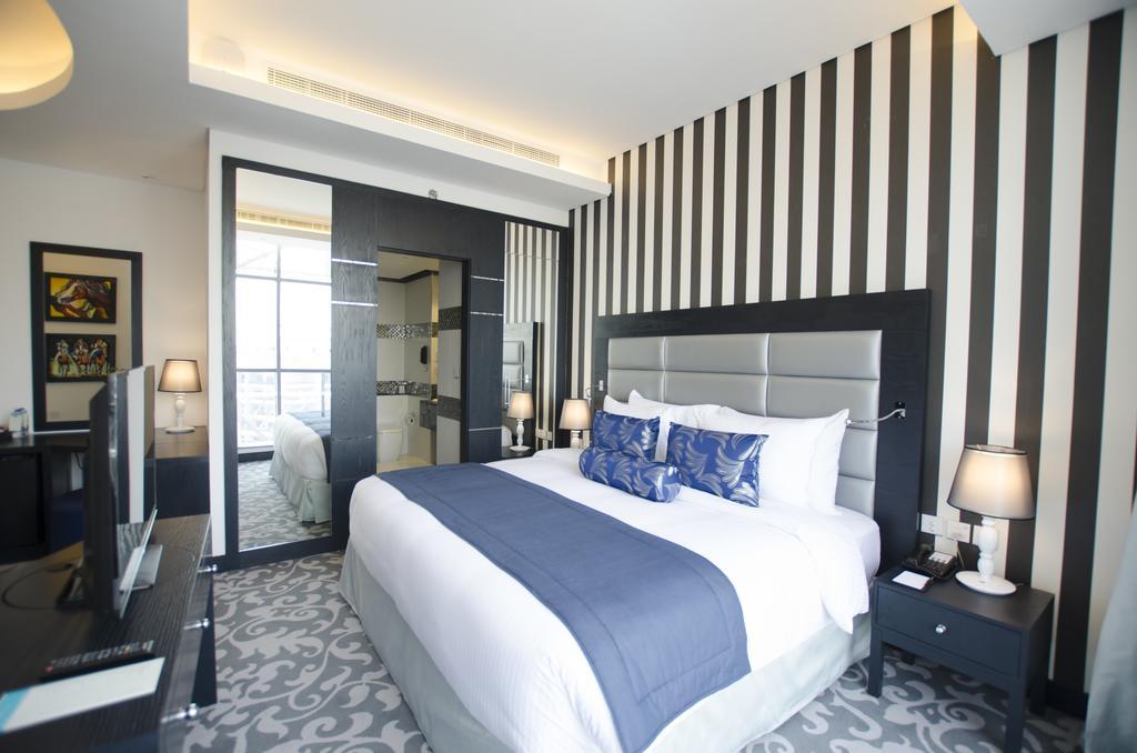 Отдых в отеле Somewhere Hotel Tecom Дубай (город) ОАЭ