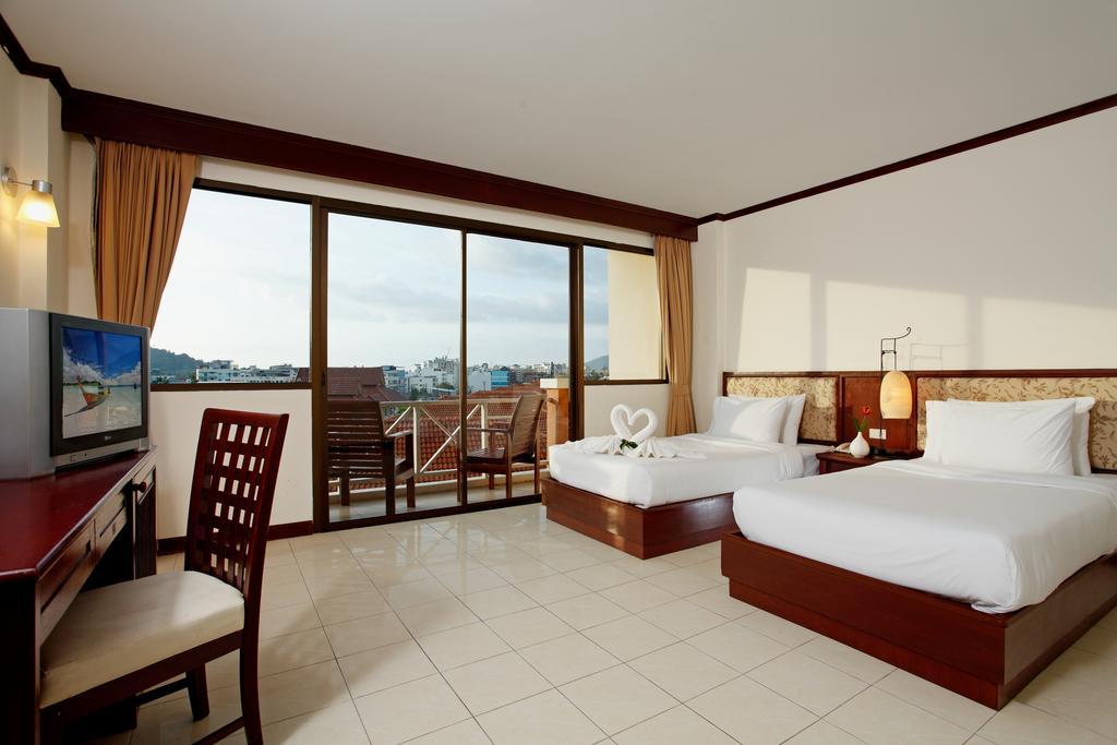 Тури в готель Bauman Ville Hotel Патонг Таїланд