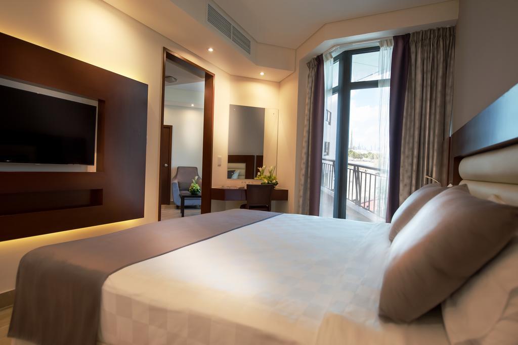 Отдых в отеле Arabian Park Hotel