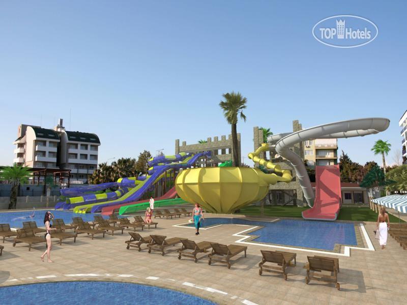 Тури в готель Eftalia Splash Resort