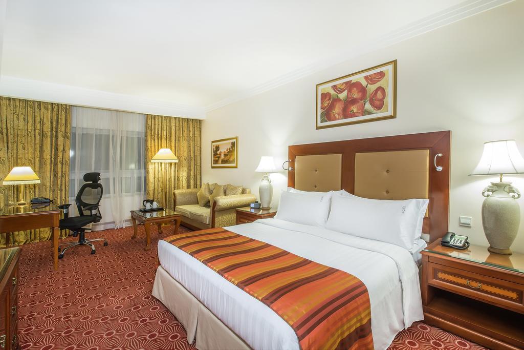 Туры в отель Holiday Inn Bur Dubai Embassy District Дубай (город)