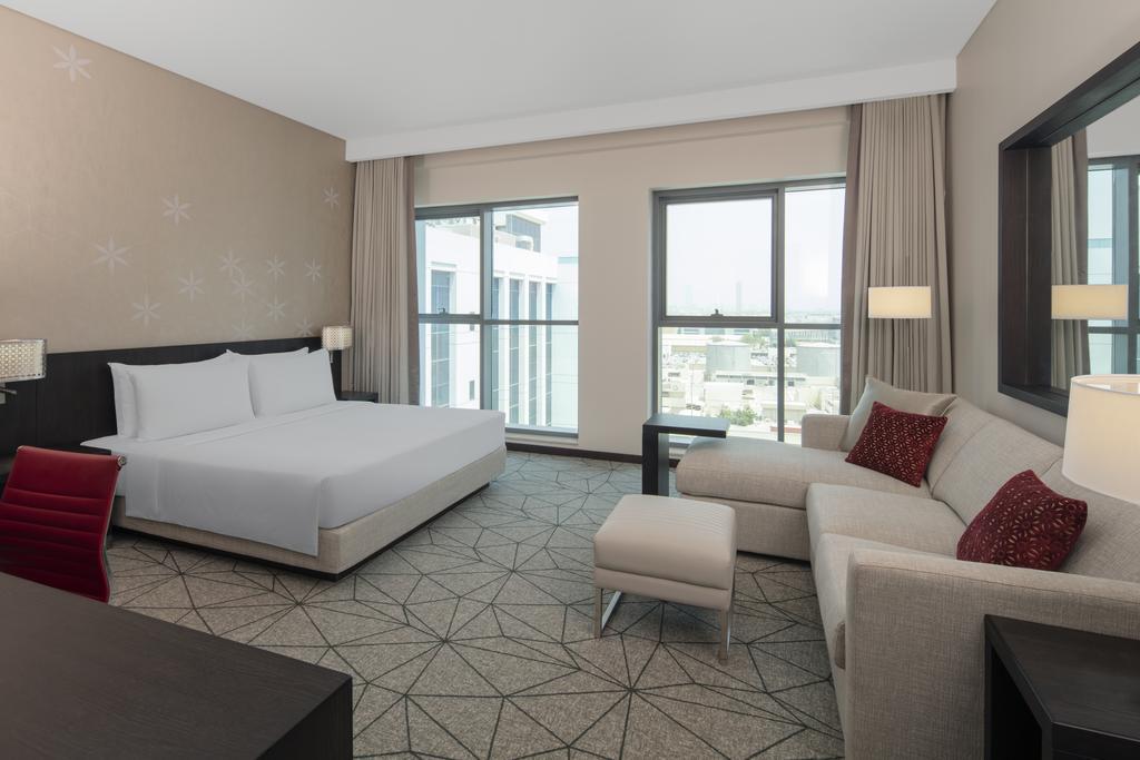 Цены в отеле Hyatt Place Dubai Jumeirah