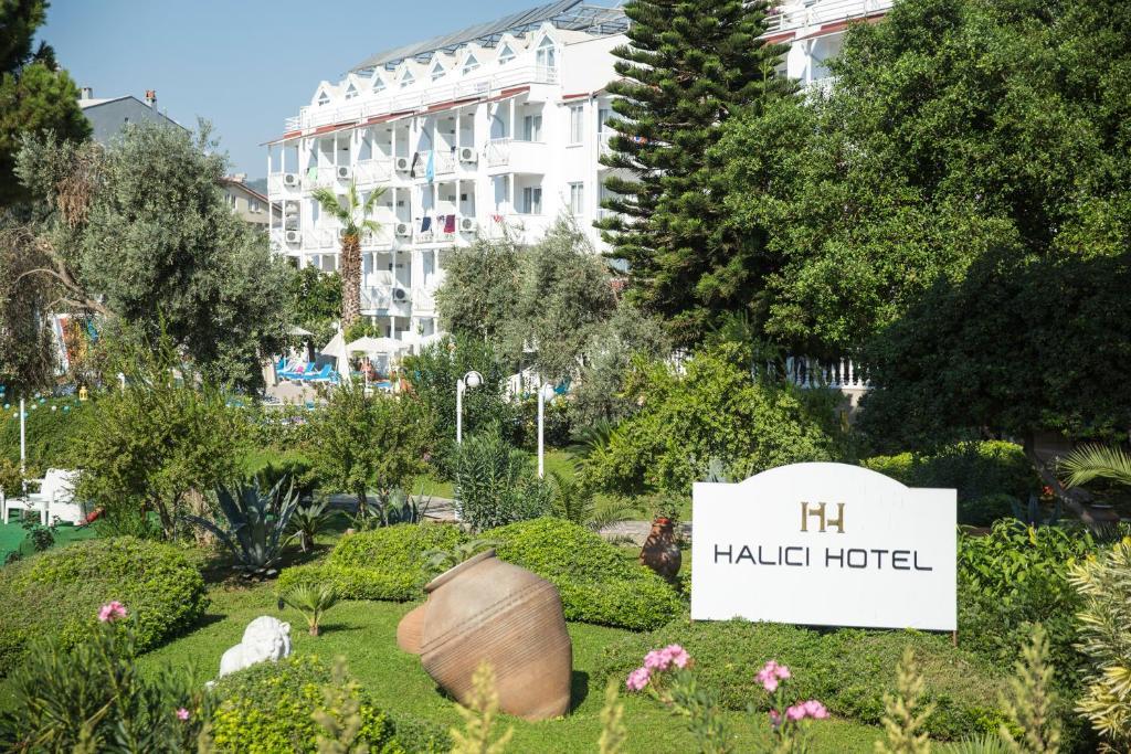 Відгуки про відпочинок у готелі, Halici Otel Marmaris