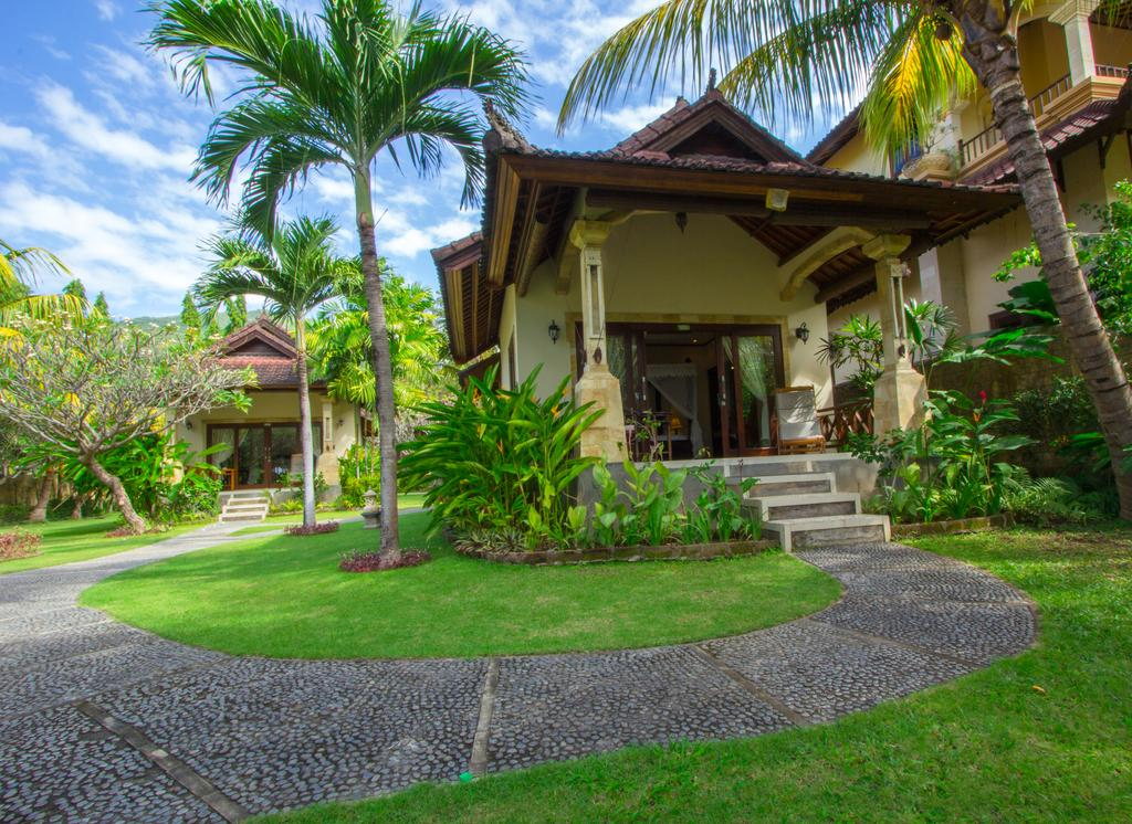 Отель, Индонезия, Карангасем, Arya Amed Beach Resort