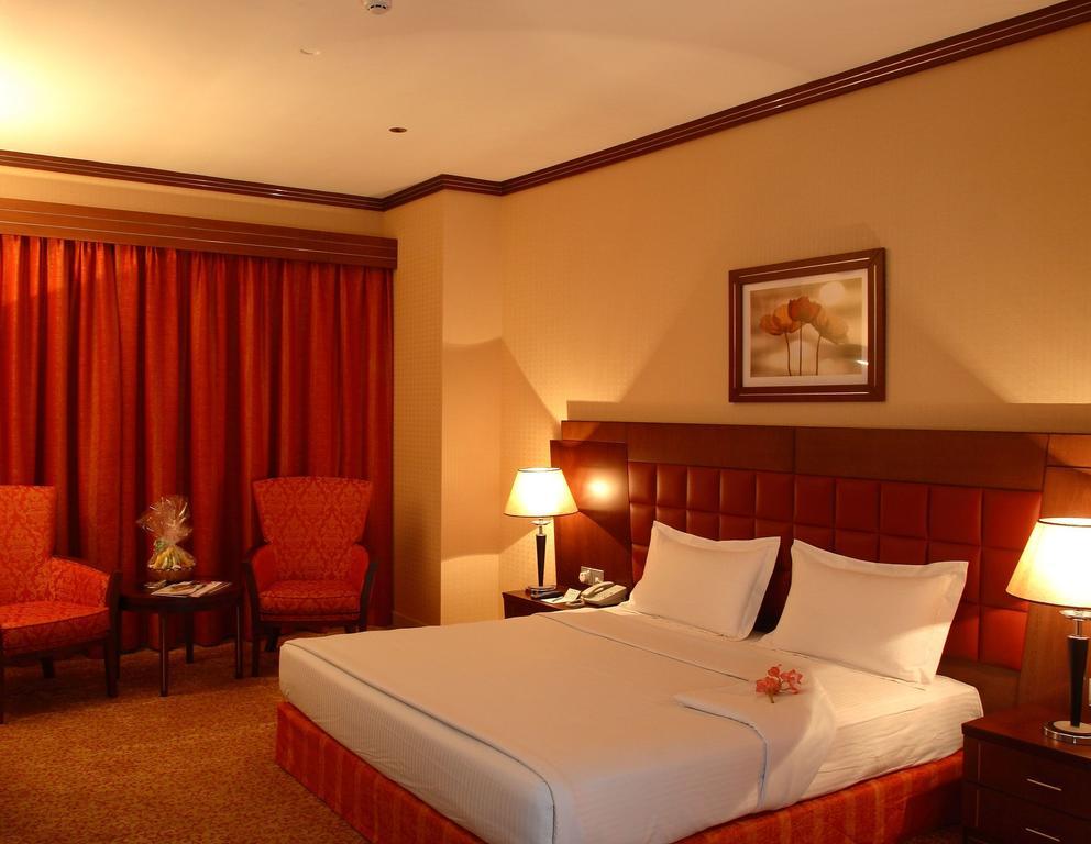 Дубай (город) Grand Central Hotel Dubai