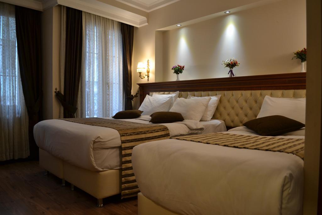 Отзывы об отеле Seven Days Hotel Istambul