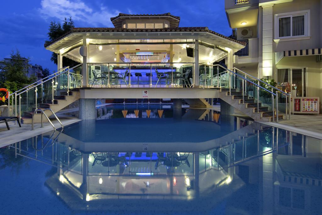 Гарячі тури в готель Villa Moonflower Aparts & Suites Аланья Туреччина