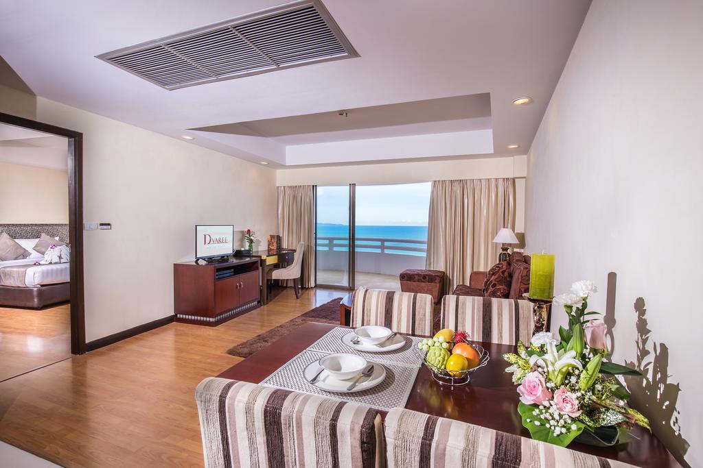 Отзывы гостей отеля D Varee Jomtien Beach