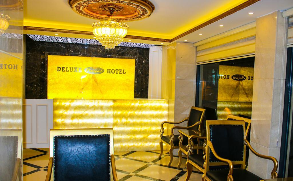 Горящие туры в отель Deluxe Newport Hotel Стамбул Турция