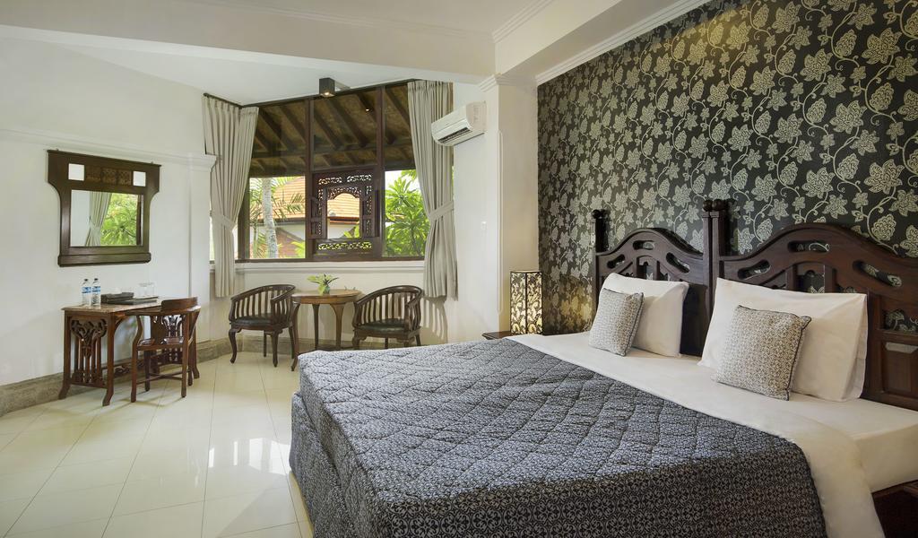Отдых в отеле Taman Harum Cottages Убуд