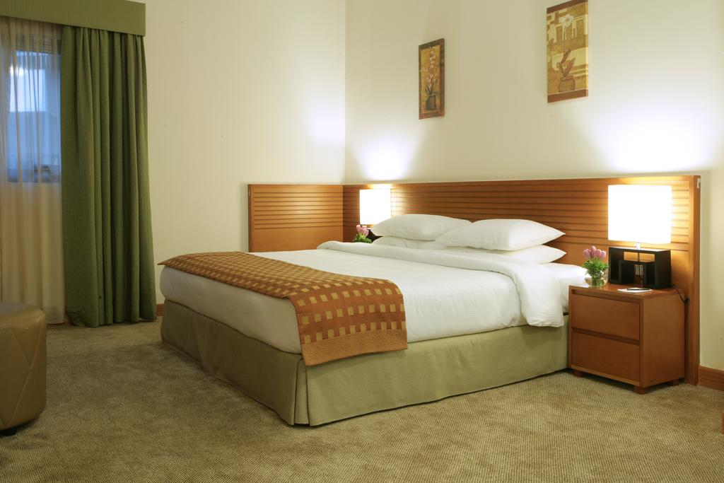Отдых в отеле Ramada Hotel & Suites Ajman