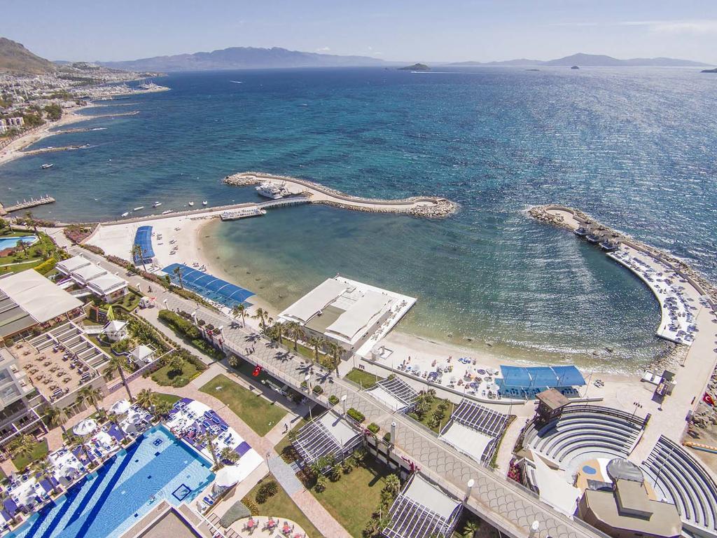 La Blanche Resort & Spa, Туреччина, Бодрум