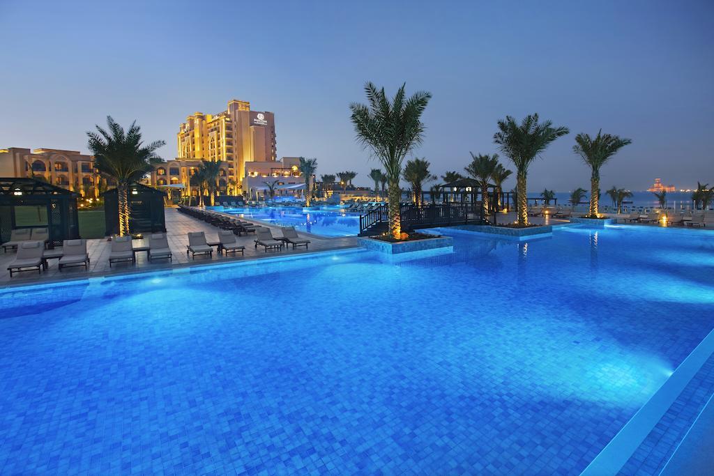 Відпочинок в готелі Doubletree by Hilton Resort & Spa Marjan
