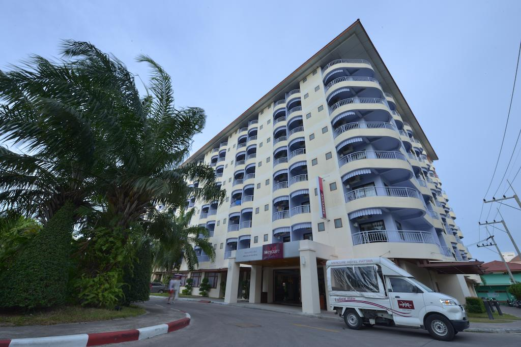 Таиланд Mercure Hotel Pattaya