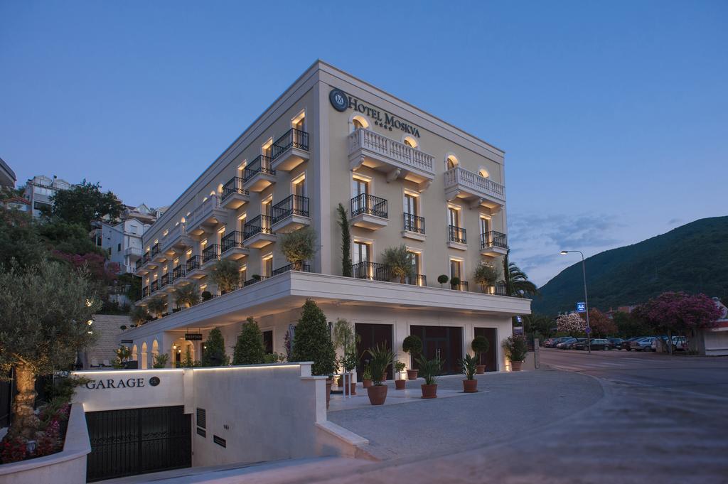 Горящие туры в отель Moskva Hotel Будва