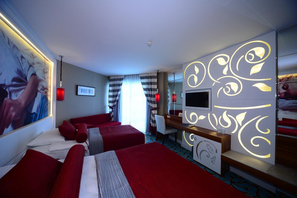 Гарячі тури в готель Vikingen Infinity Resort&Spa Аланія Туреччина