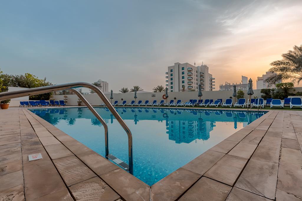Отдых в отеле Arabian Park Hotel Дубай (город)