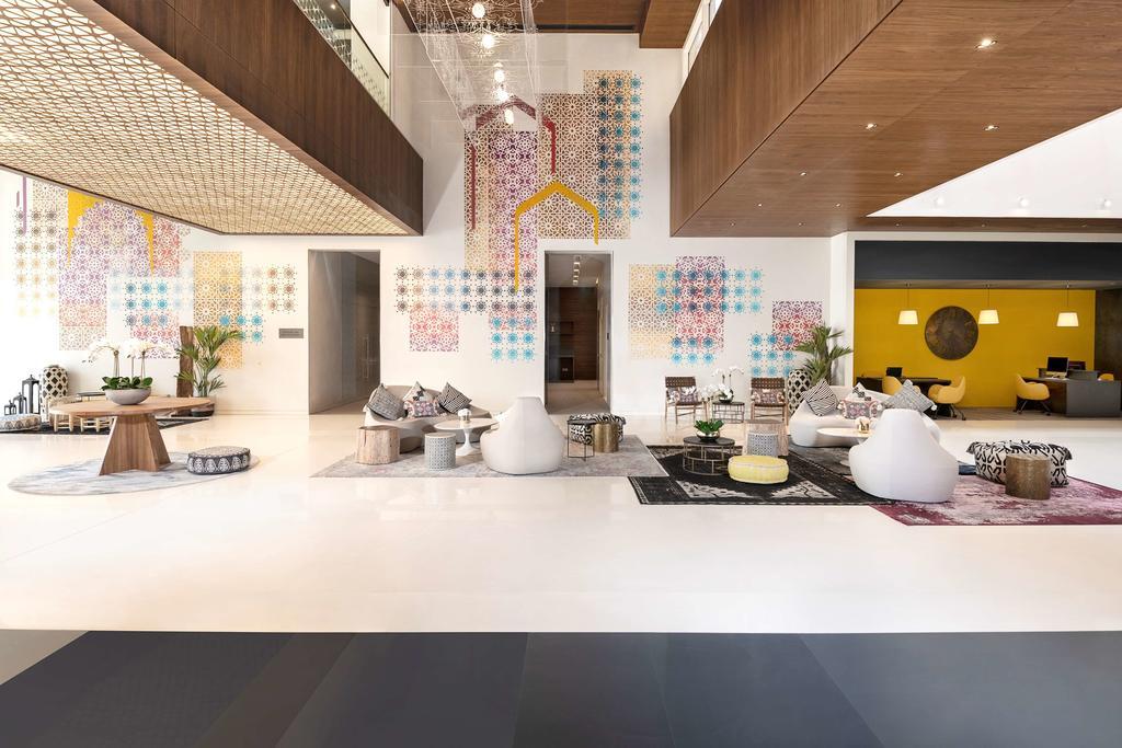 Hyatt Place Dubai Wasl District., Дубай (город), ОАЭ, фотографии туров