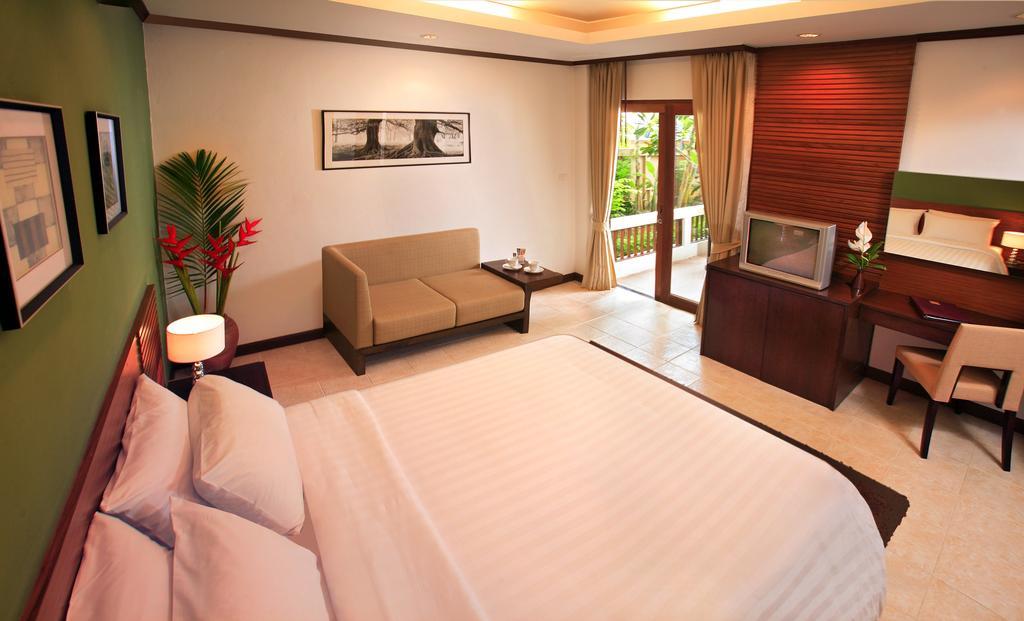 Ко Самуи Thai House Beach Resort