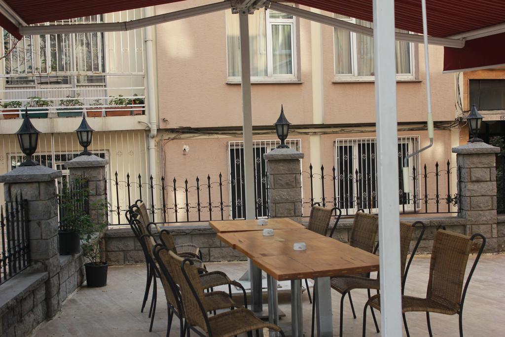 Стамбул Sed Hotel