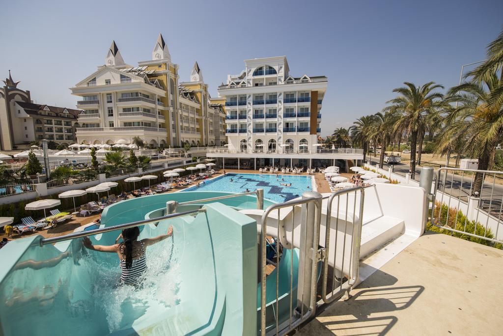 Сіде Palm World Side Resort & Spa