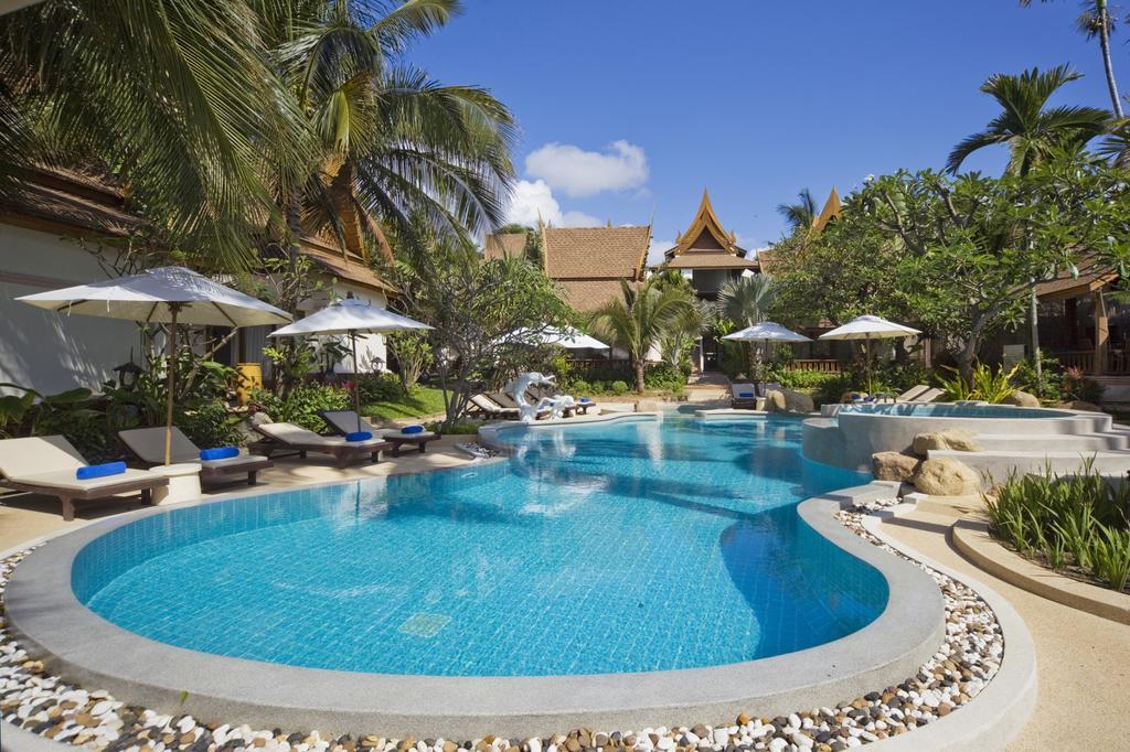 Отель, Thai House Beach Resort