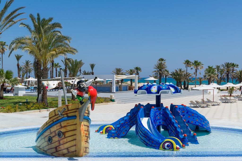 Jaz Tour Khalef (ex. Tour Khalef Marhaba Thalasso & Spa), Тунис, Сусс, туры, фото и отзывы