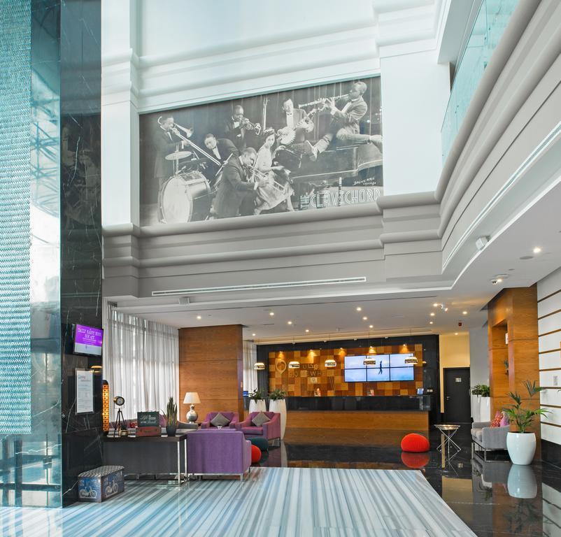 Somewhere Hotel Tecom, Дубай (город), ОАЭ, фотографии туров