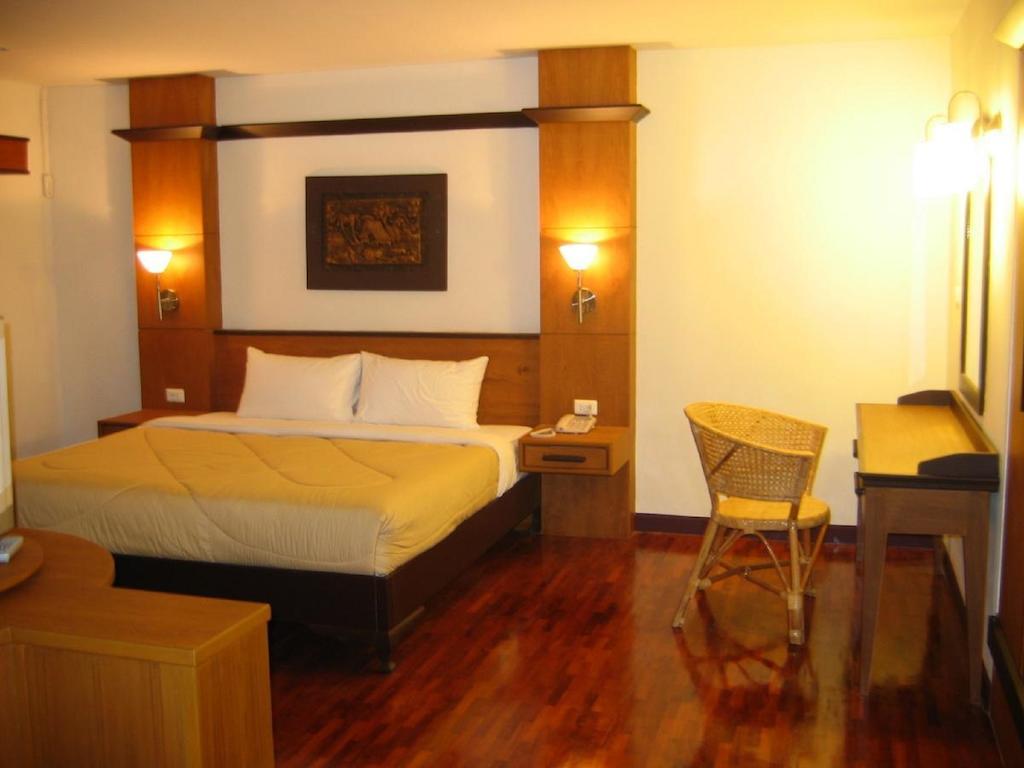 Отдых в отеле Piyada Residence