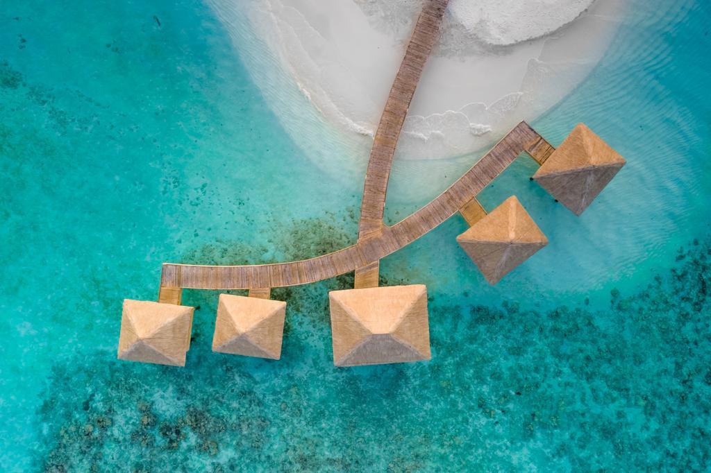 Гарячі тури в готель Kudafushi Resort & Spa Раа Атол