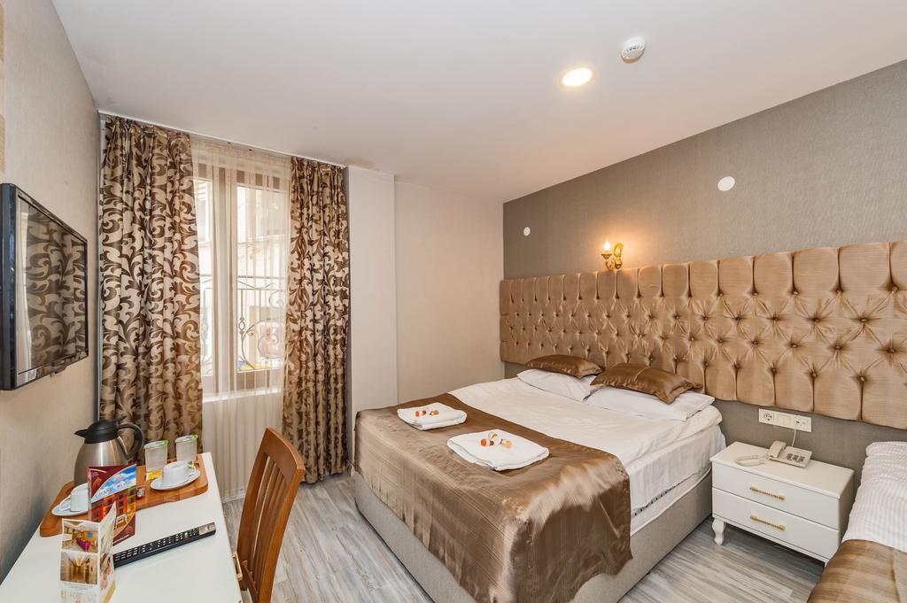 Туры в отель Grand Pamir Hotel Стамбул