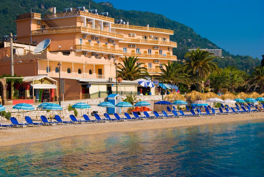 Potamaki Beach Hotel, Корфу (острів), фотографії турів
