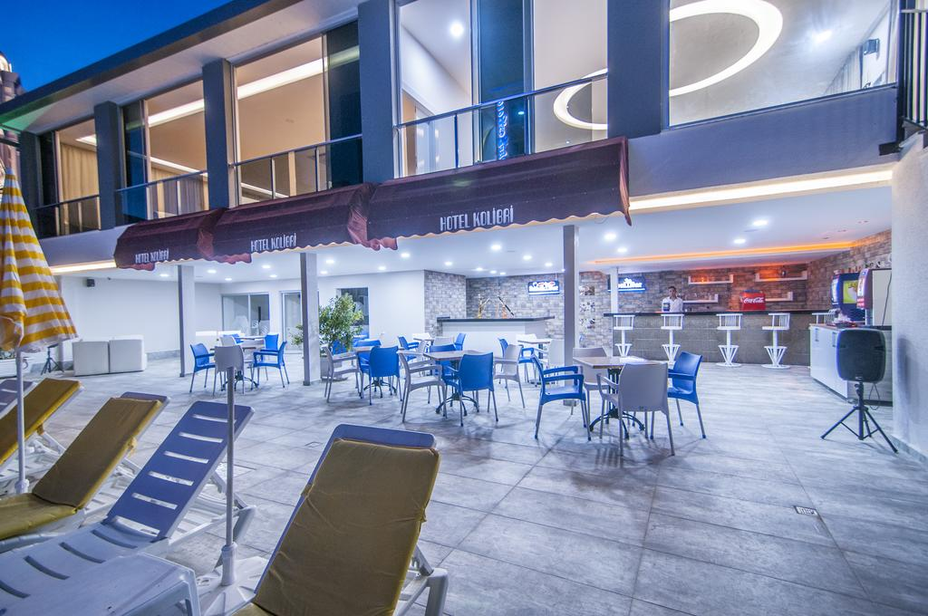 Kolibri Hotel, 3