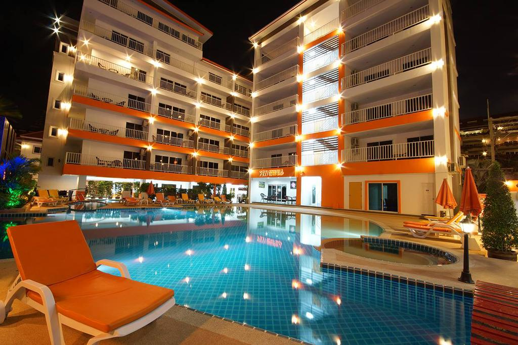 Туры в отель Family Hotel by New Nordic Паттайя Таиланд