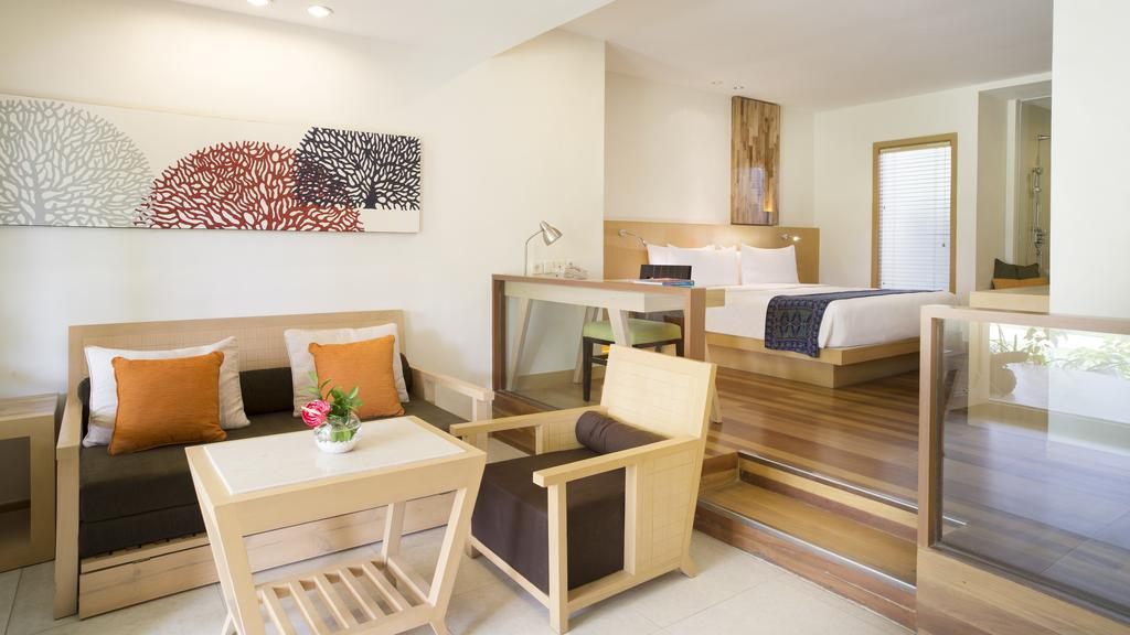 Кута Holiday Inn Resort Baruna цены