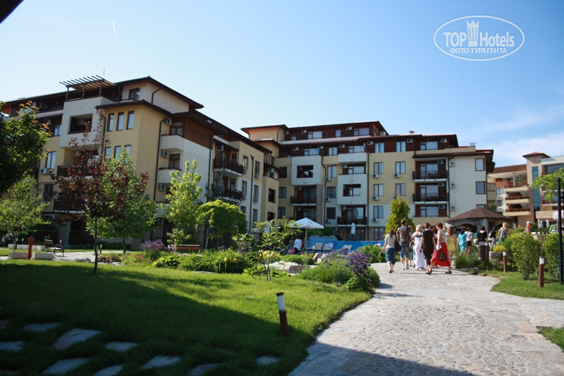 Apart-Hotel Garden Of Eden, Светі-Влас, Болгарія, фотографії турів