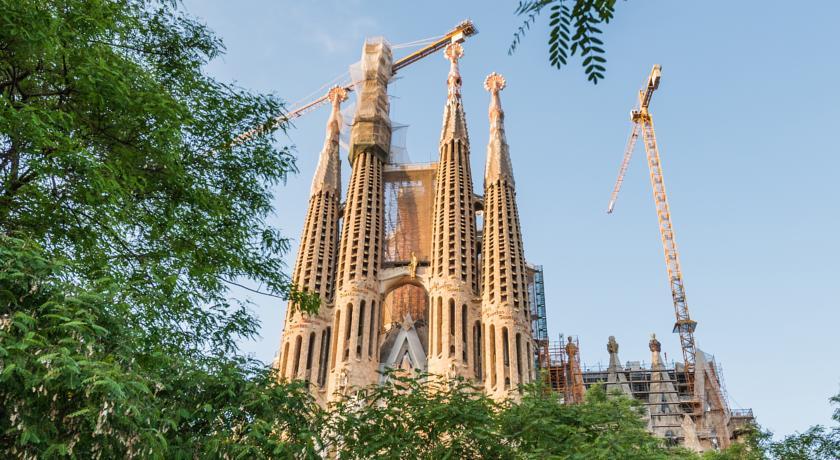 Eurostars Monumental, Барселона, фотографии туров