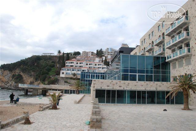 Отдых в отеле Avala Grand Luxury Suites Будва Черногория