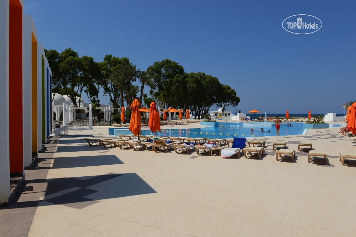 One Resort Aqua Park & Spa, Монастир, Тунис, фотографии туров