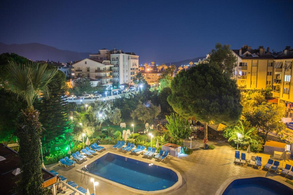 Відгуки туристів Halici Otel Marmaris