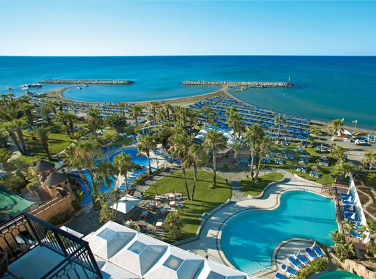 Туры в отель Larnaca Golden Beach Apts Ларнака