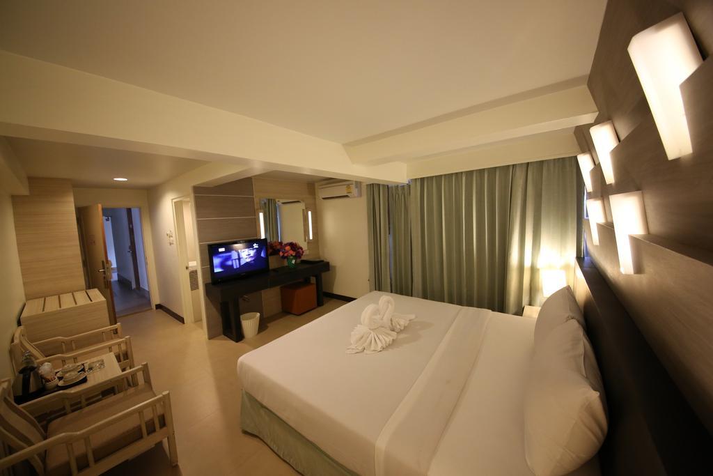 Sunshine Hotel & Residence, Паттайя, Таиланд, фотографии туров