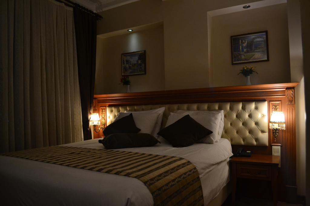 Отель, Стамбул, Турция, Seven Days Hotel Istambul