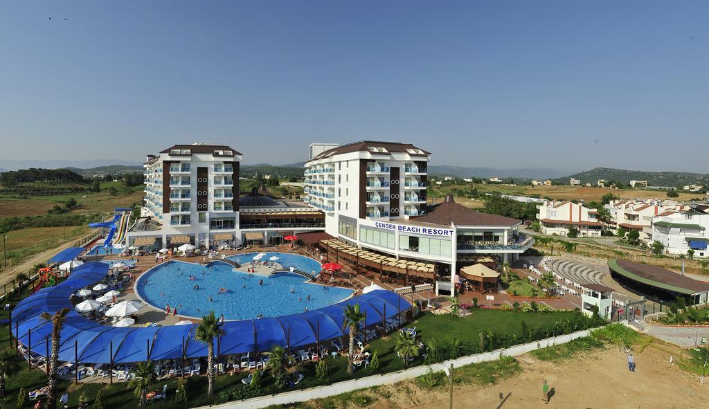 Hotel Cenger Beach, Сиде, фотографии туров