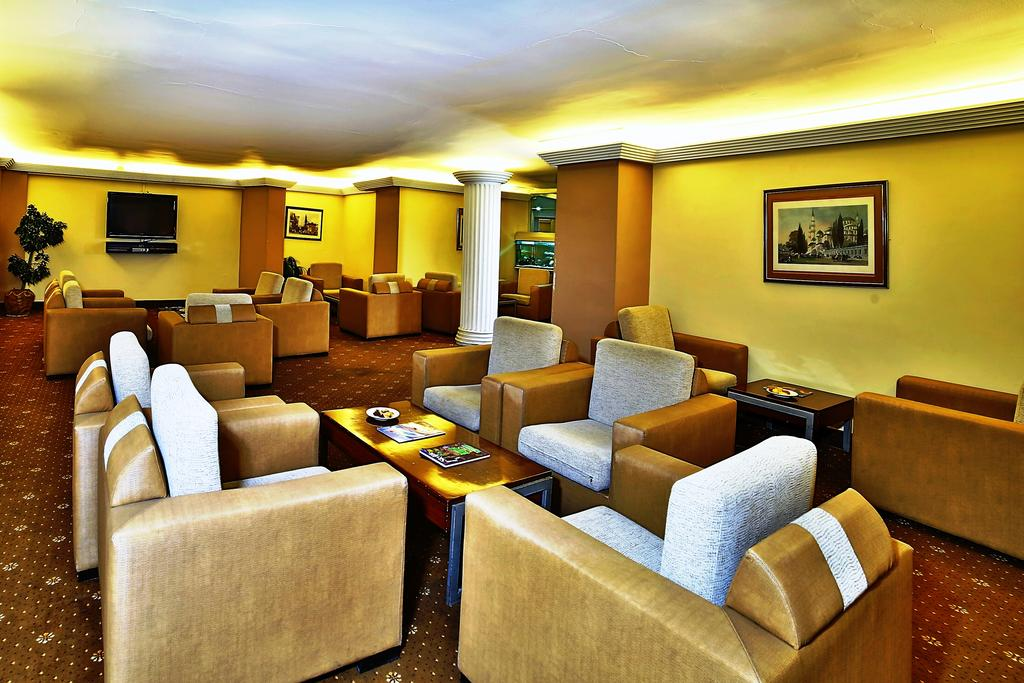 Отзывы гостей отеля Sahinler Laleli