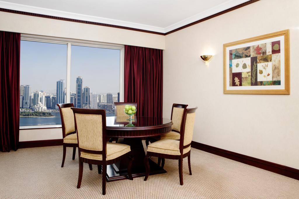 Hilton Sharjah Hotel, фото