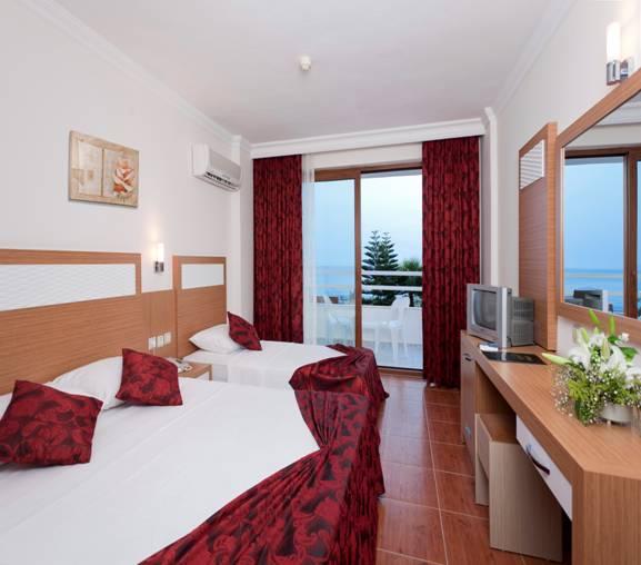 Отдых в отеле Ideal Beach