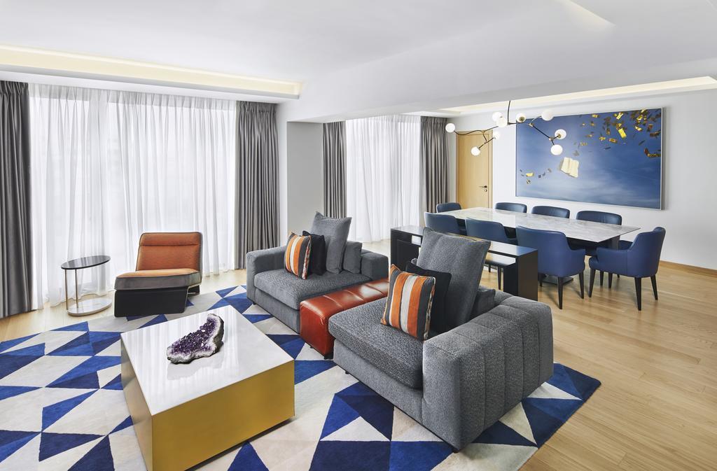 Отель, Grand Hyatt Athens (ex. Athens Ledra)