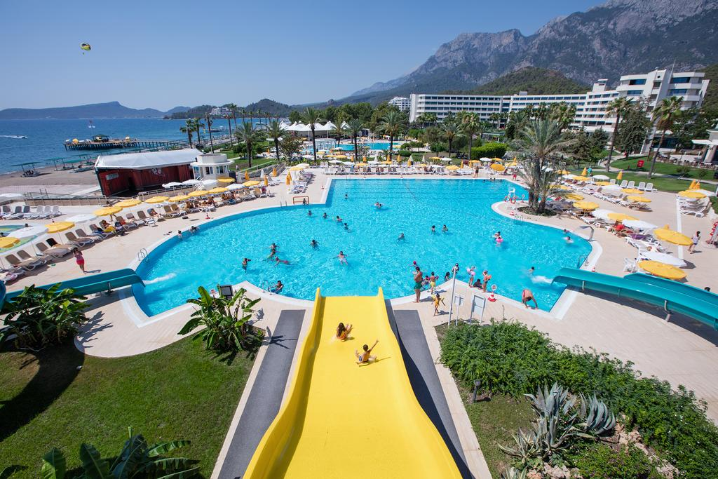 Mirage Park Resort, Кемер
